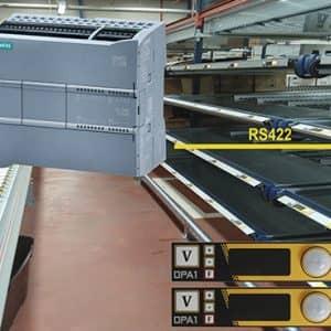 Picking con PLC Siemens